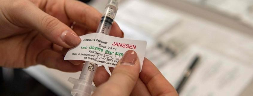 La vacuna de la farmacéutica Janssen podrá utilizarse en mujeres embarazadas y lactantes